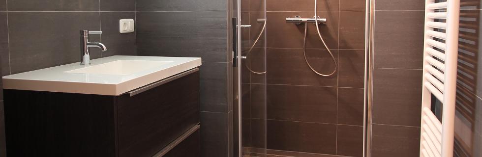 Badkamers, Sanitair & Toiletten